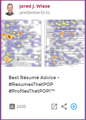 Jared J. Wiese - Best Resume Advice - 2,400+ Views