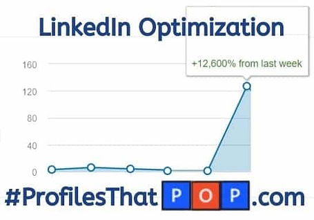 LinkedIn Profile Writing Service - LinkedIn Lead Generation - LinkedIn Optimization - LinkedIn Training - #ProfilesThatPOP.com