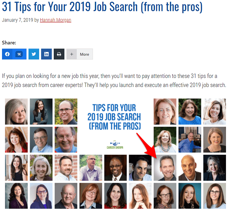 Tips-for-2019-Job-Search - Jared J. Wiese